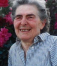 Maria Regazzi